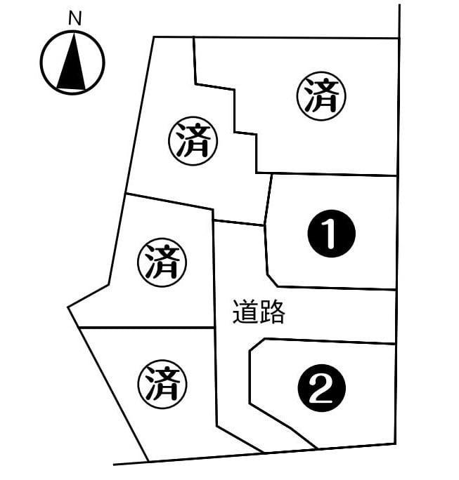 今井住建_土地_ガーデンリバー神辺町新徳田