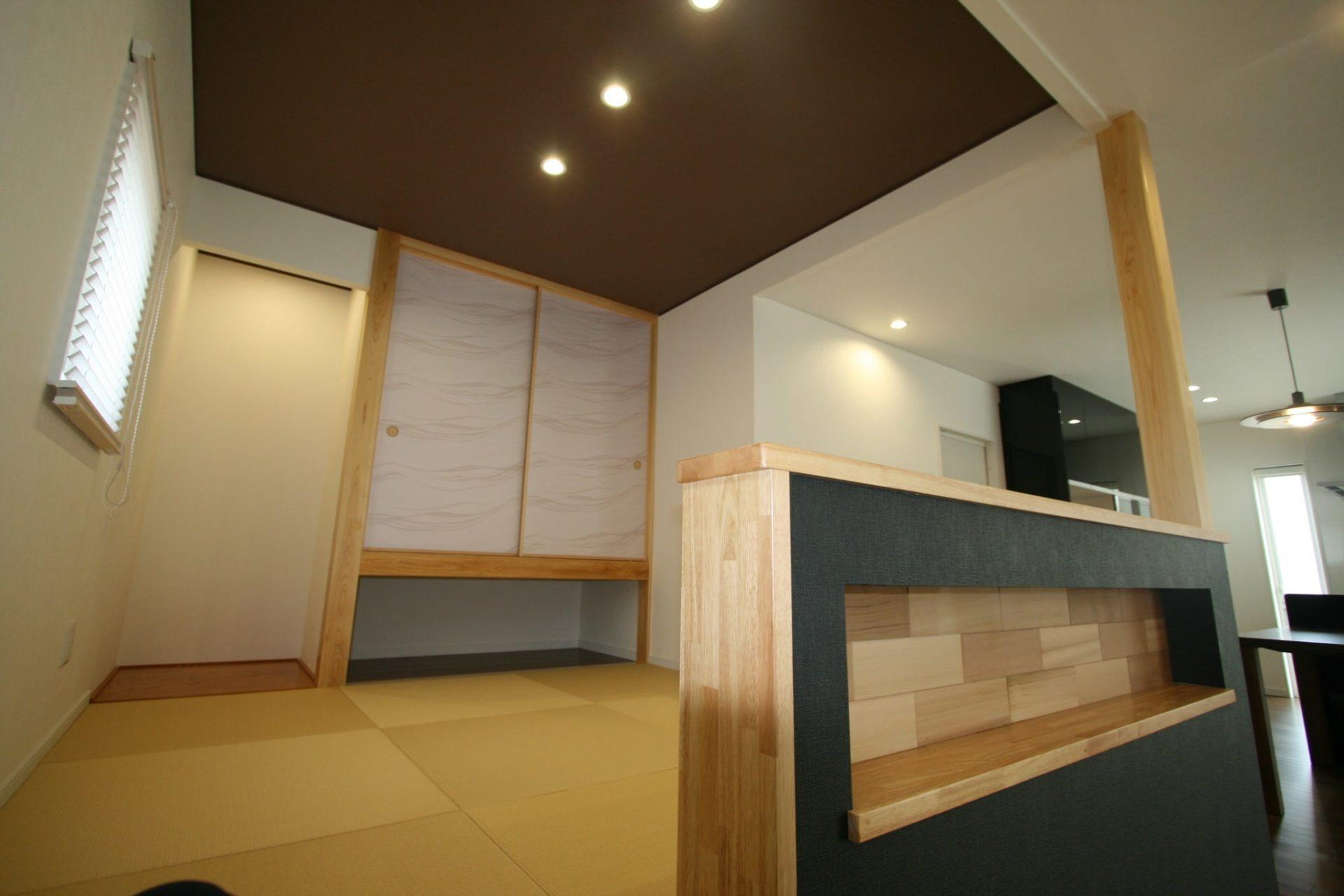 今井住建の施工事例No.010 和室