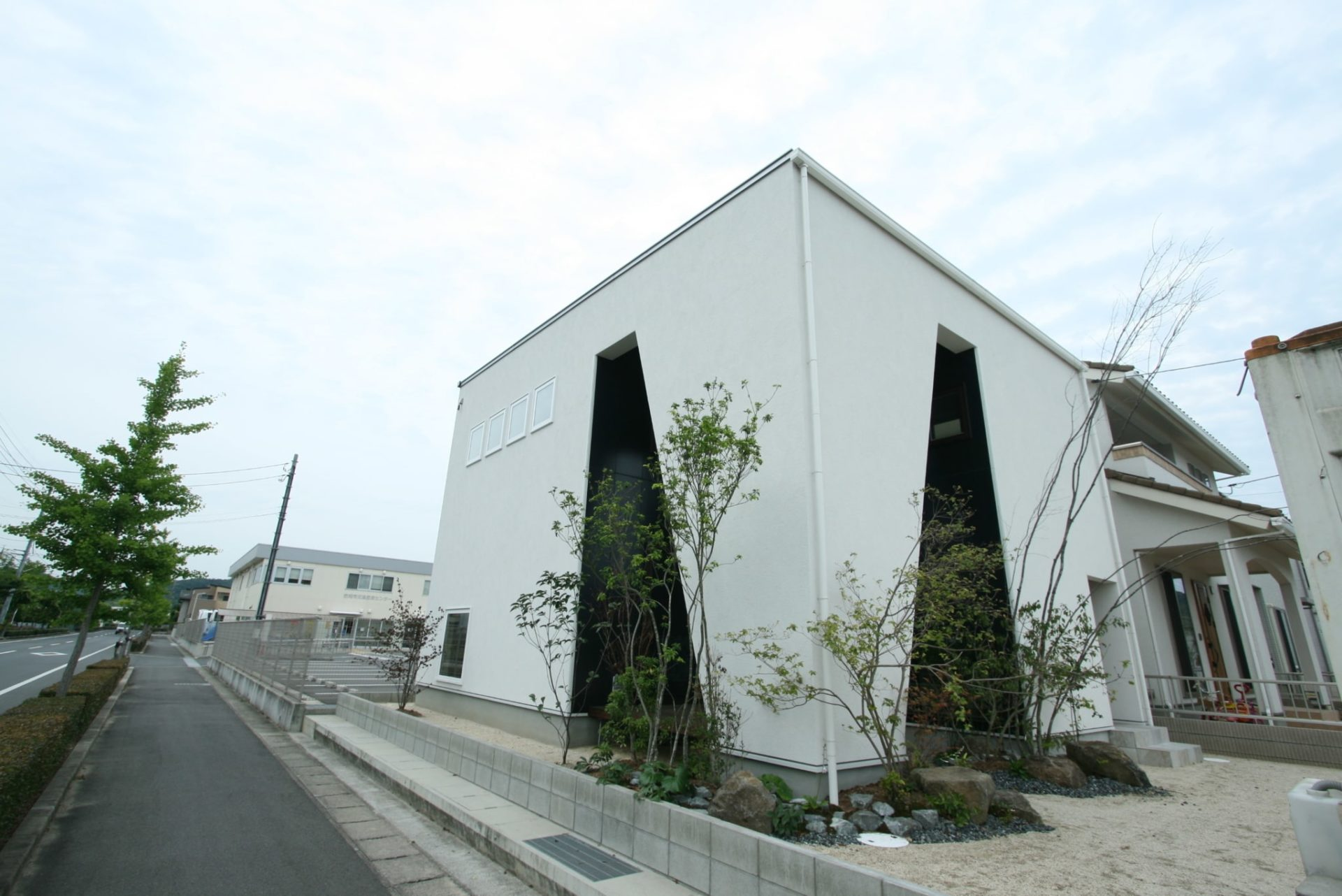 今井住建の施工事例No.004 外観