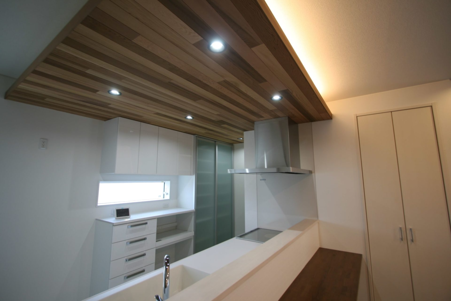 今井住建の施工事例No.008 キッチン