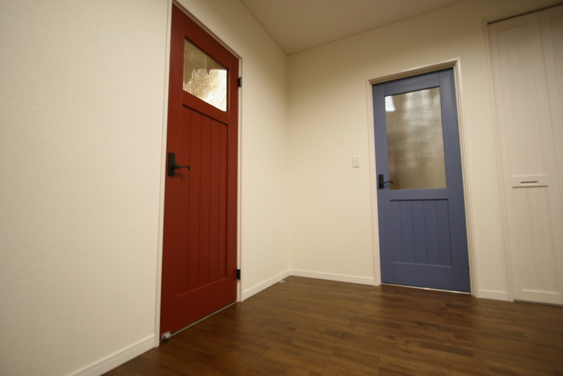 今井住建の施工事例No.009 ドア