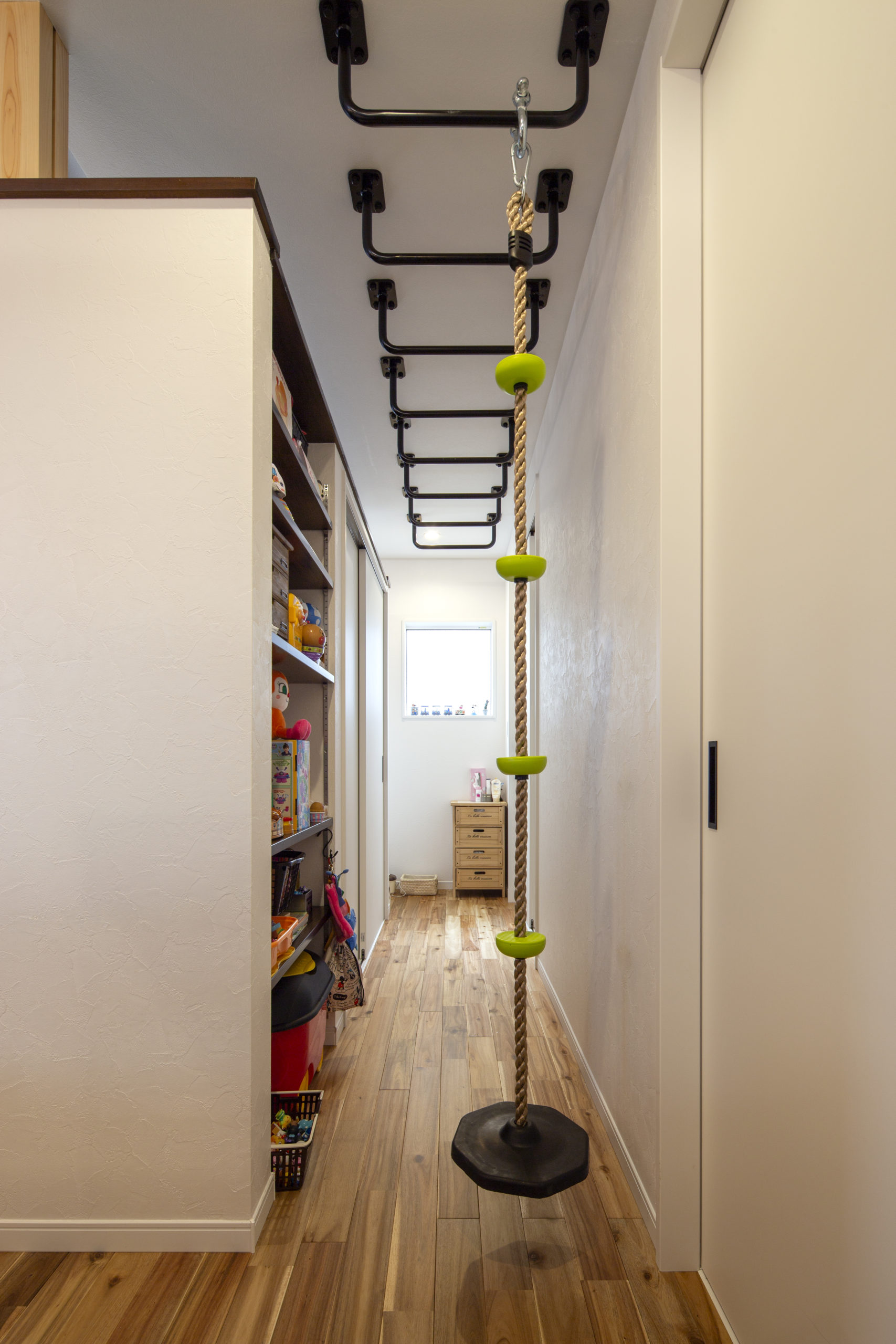 福山市の注文住宅|今井住建の施工事例ギャラリー「こんな空間があってもいい」