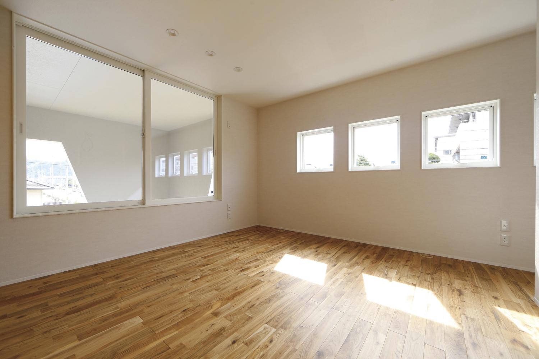 福山市の注文住宅|今井住建の施工事例ギャラリー「子供部屋は将来他の用途でも使えるように」