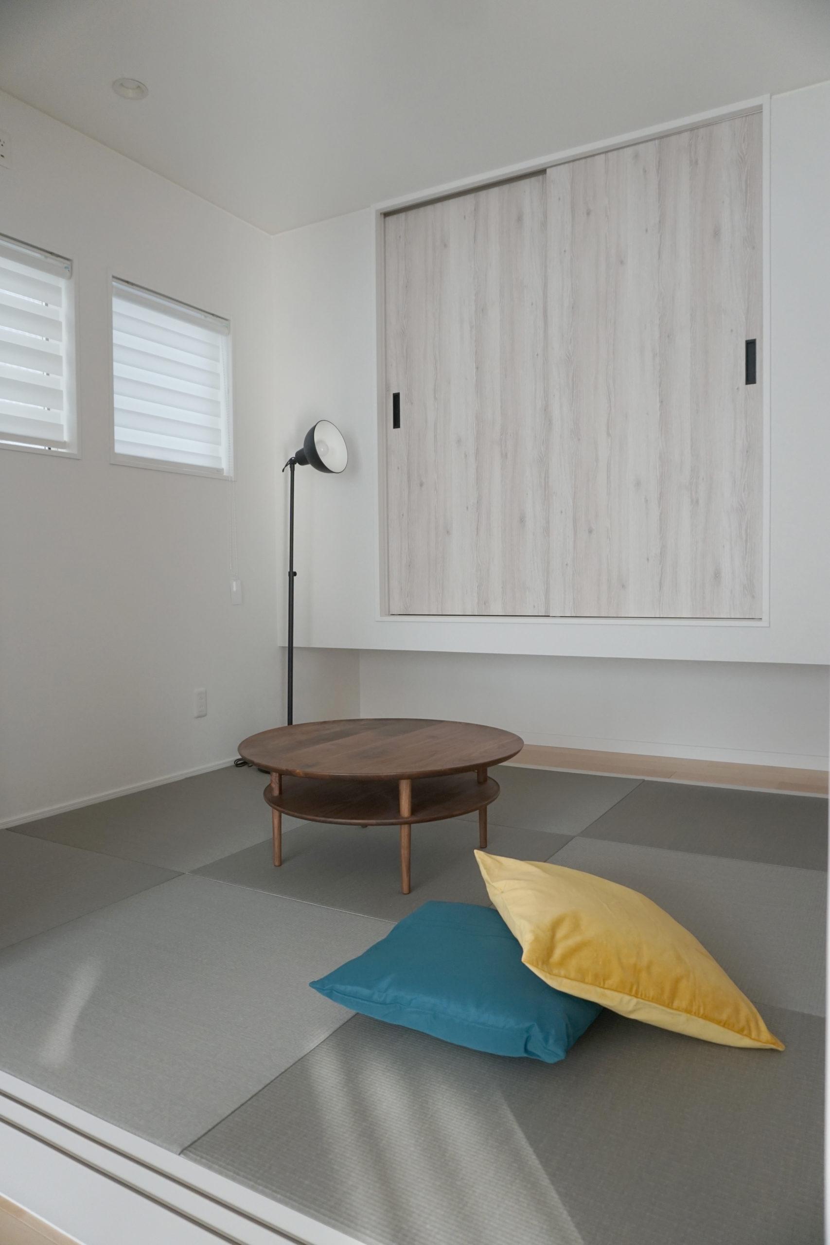 福山市の注文住宅|今井住建の施工事例ギャラリー「老後の生活を考えて1階に和室を」