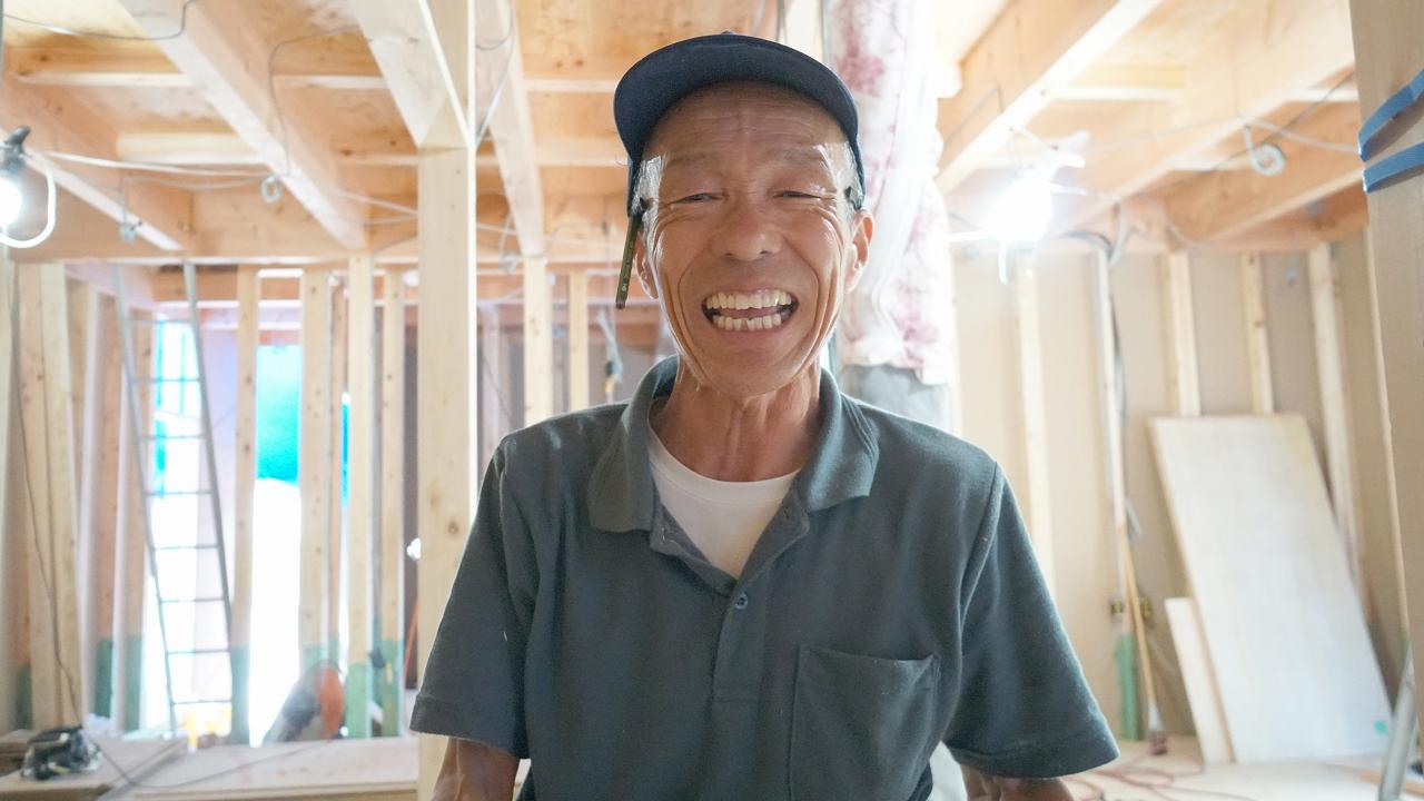福山市の注文住宅今井住建の小林 修二