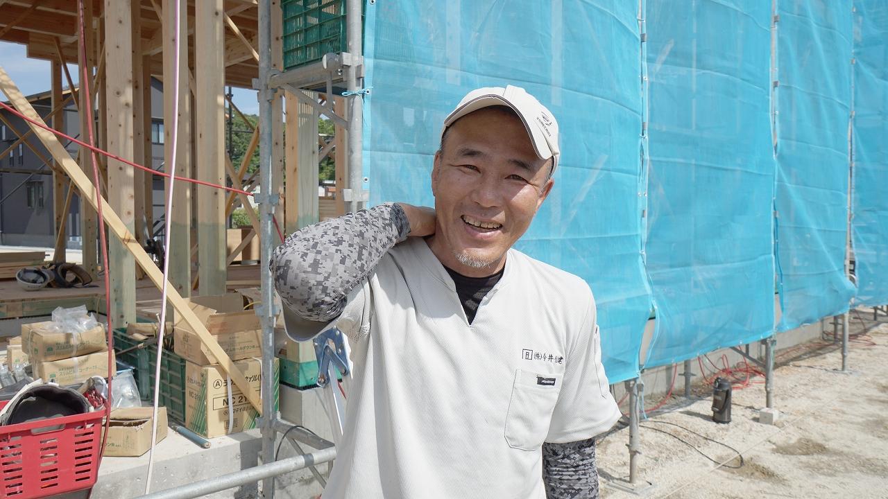 福山市の注文住宅今井住建の末原 忠直