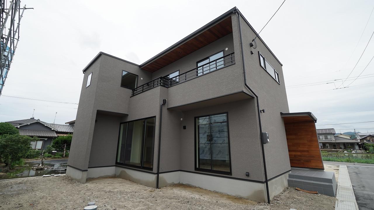 施工事例「33坪の広がりのある家」