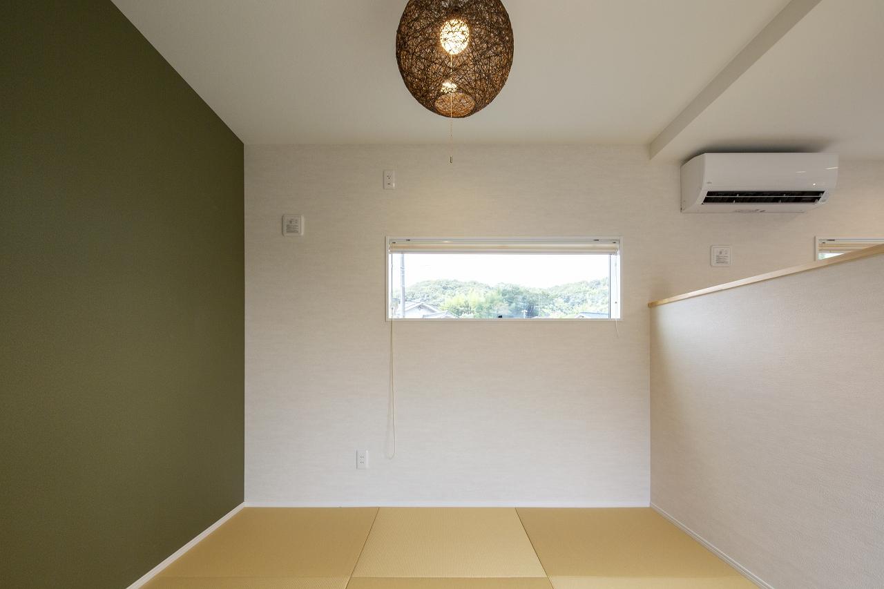 福山市の注文住宅|今井住建の施工事例ギャラリー「くつろぐスペースに和室という選択はいかがですか?」